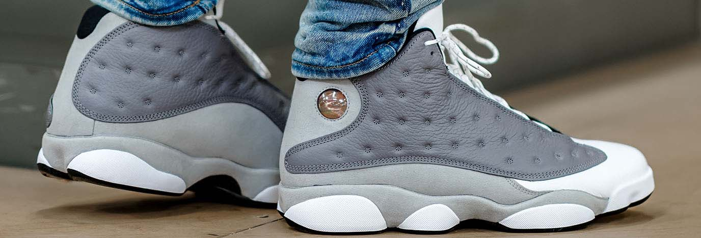 buy online 46d35 25301 Air Jordan Retro 13 'Atmosphere Grey' | JD Sports US
