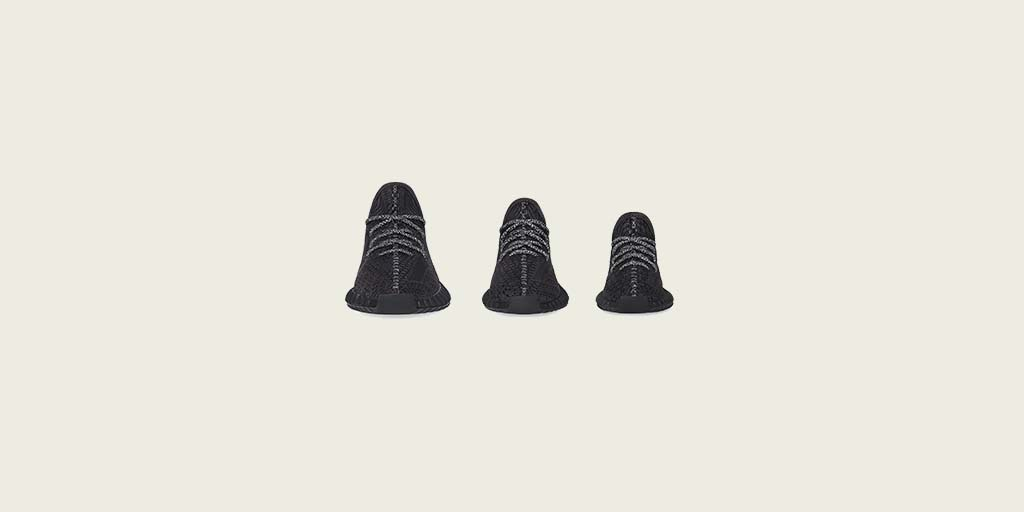 Adidas Originals Yeezy Boost 350 V2 Black Release Information Jd Sports Us