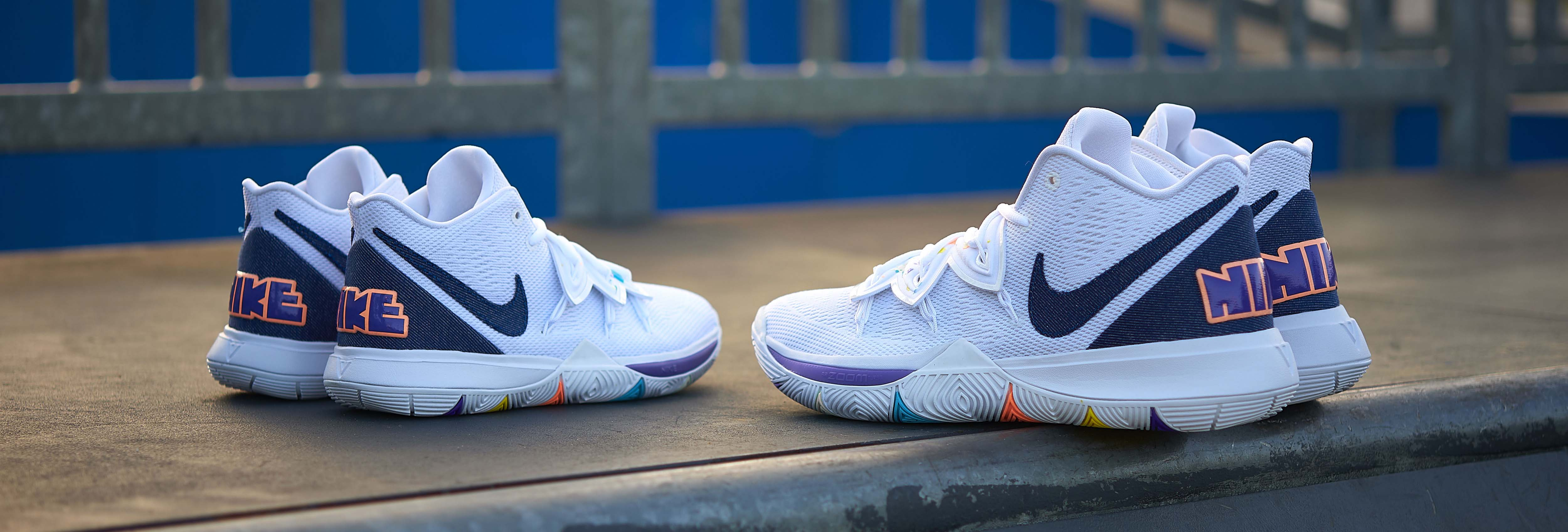 Have a Nike Day with the latest Kyrie 5