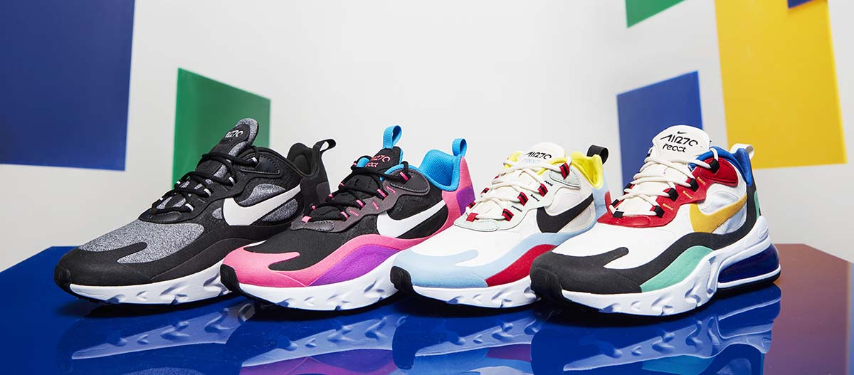 Nike Air Max 270 React | JD Sports