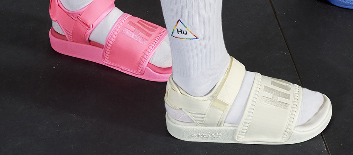 adidas Pharrell Williams 'Now is Her Time'