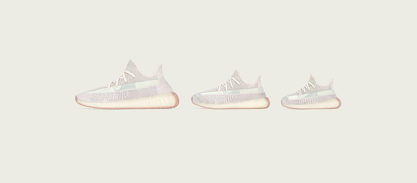 adidas Originals Yeezy Boost 350 V2 'Citrin'