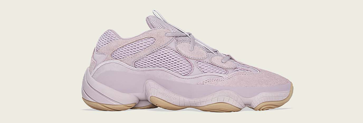 adidas Yeezy 500 'Soft Vision' Release