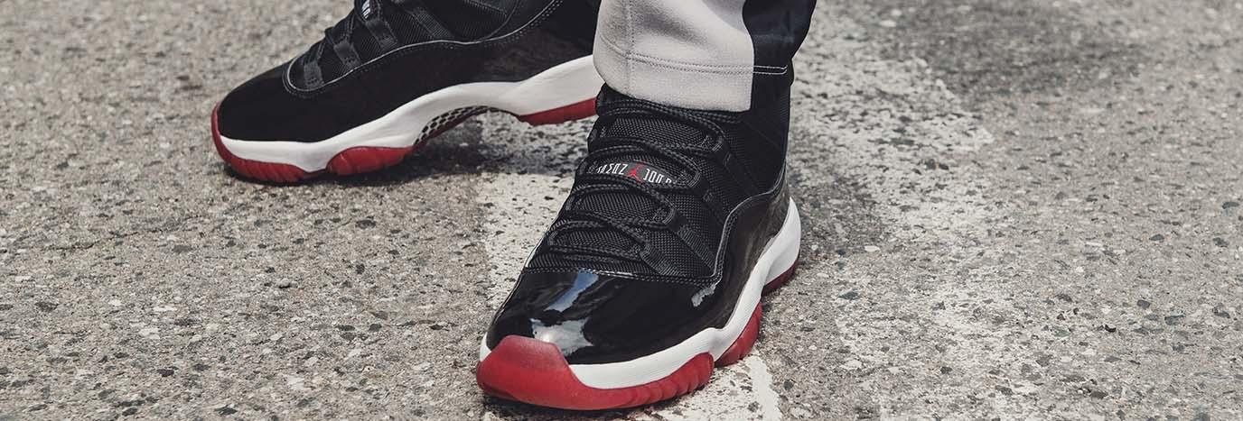 Air Jordan 11 Bred Raffle \u0026 Release
