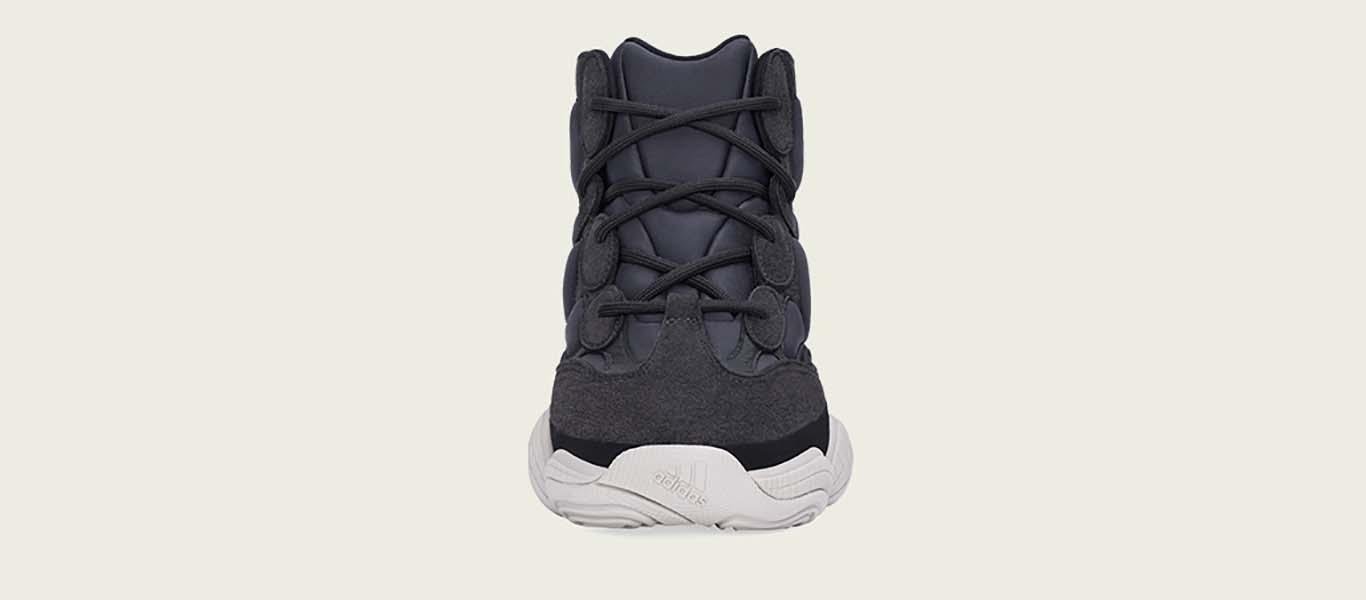 adidas Yeezy 500 High 'Slate' Shoes