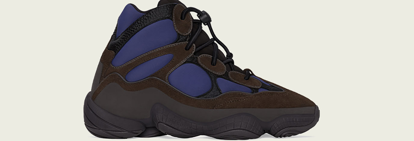 adidas Originals Yeezy 500 High 'Tyrian