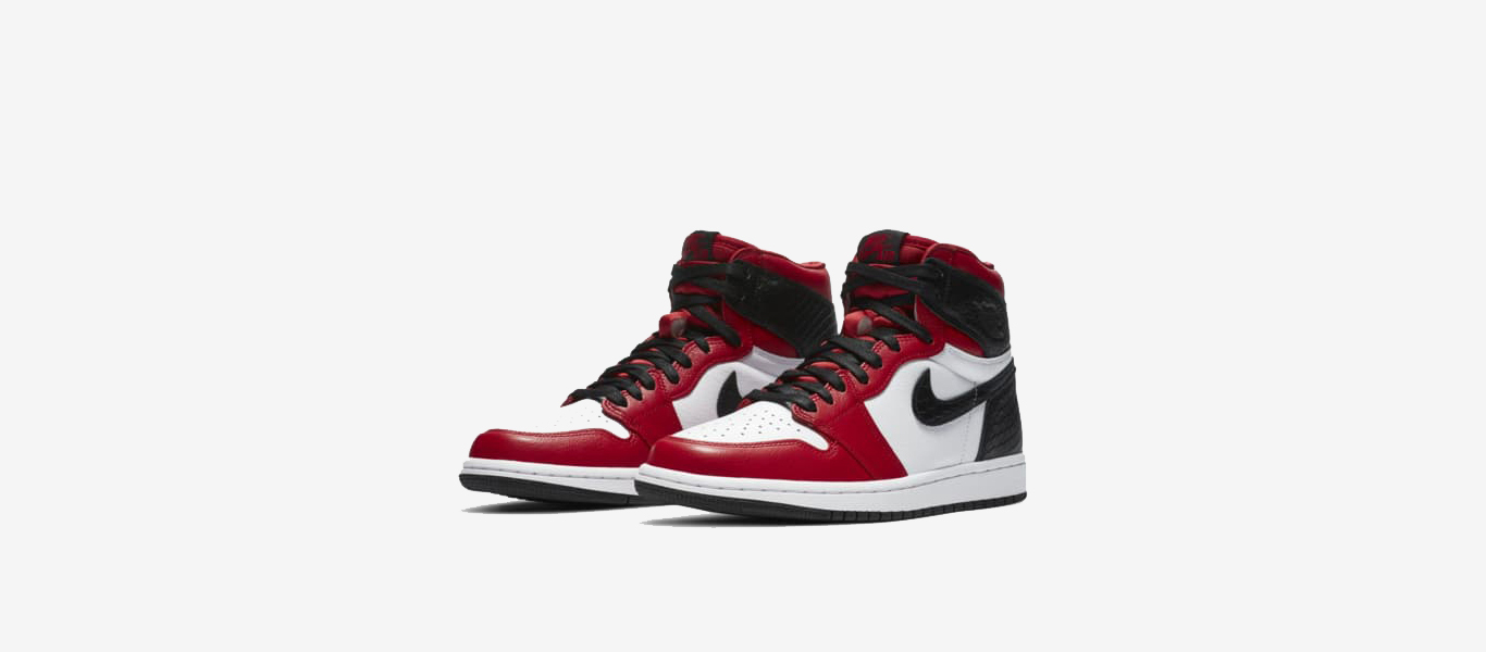Air Jordan 1 Retro High 'Satin Red