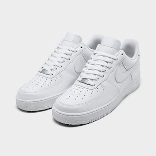 Air Force 1 All White Shoes