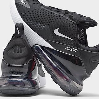 Air Max 270 Black Shoes